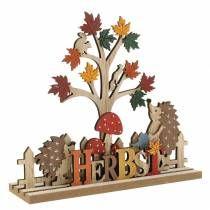 Artículos decorativos para el otoño