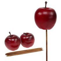 Manzana artificial roja Ø5.5cm 12pcs