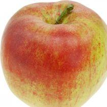 Manzana artificial, fruta decorativa Ø8cm 4pcs