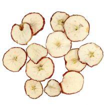 Rodajas de manzana roja 500g