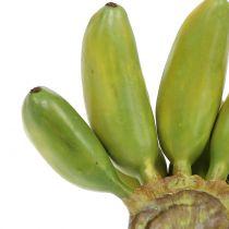 Baby banana perenne verde artificial 13cm