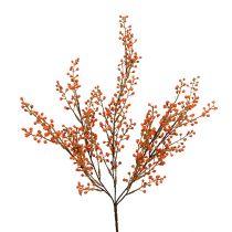 Rama de baya Naranja L48cm 1pc
