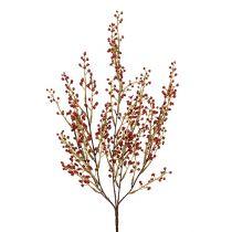Baya rama artificialmente roja 48cm 1pc