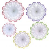 bolsas para flores de encaje de papel Batik Mix 25pcs