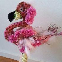 Figura de espuma floral Flamingo 70cm x 35cm