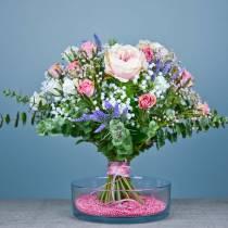 Rosa rosa vieja 42cm 12pcs