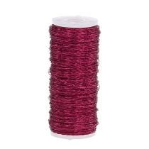 Hilo efecto caldo Ø0,30mm 100g / 140m rosa