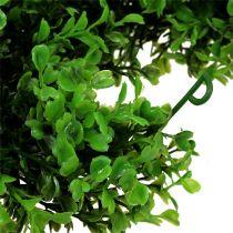 Guirnalda de boj verde L170cm