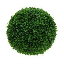 Bola de boj verde Ø30cm