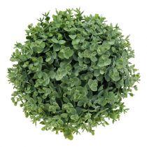 Bola de boj verde artificial Ø26cm