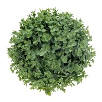 Bola de boj artificialmente verde Ø23cm