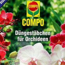 Fertilizantes COMPO para orquídeas 20pcs