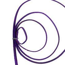 Cane Coil Púrpura 25pcs.