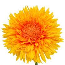 Peluche Crisantemo 63cm amarillo dorado