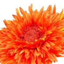 Crisantemo Peluche 63cm Naranja