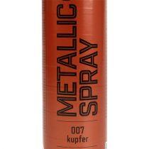 pintura en spray cobre metálico 400ml