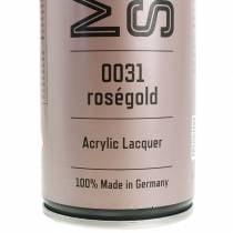 pintura en spray Metalizado Oro Rosa 400ml