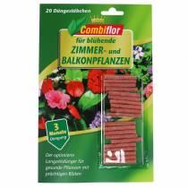 Fertilizantes combiflor para plantas con flores 20pcs