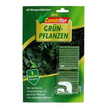 Combiflor fertilizante en barra f. Plantas verdes 20 St