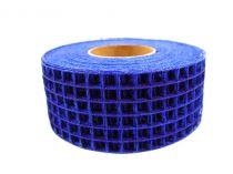 Cinta de malla 4,5cm x 10m azul