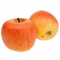 Manzanas decorativas Cox Orange 7cm 6pcs