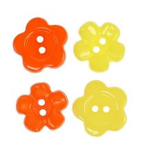 Botones decorativos Ø1,5cm multicolor 200pcs.