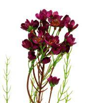 Deco rama con flores Erika 80cm 3pcs