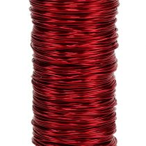 Alambre lacado decorativo Ø0.30mm 30g / 50m rojo