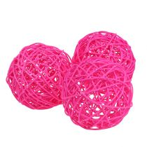 Decoball Rosa 10cm 6pcs