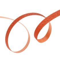 Cinta decorativa con mica cobre 5mm 150m