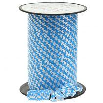 Cinta Deco Polyband Azul-Blanco 5mm 250m