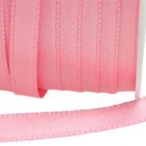 Cinta de regalo rosa 6mm x 50m