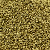 Granulado decorativo oro amarillo 2mm - 3mm 2kg