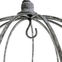 Corona decorativa para colgar Ø33.5cm H31.5cm