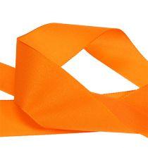 Cinta de regalo y decoración 40mm x 50m naranja