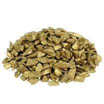 Piedras decorativas 9mm - 13mm 2kg oro amarillo
