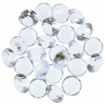 Diamantes decorativos Ø2cm 500g