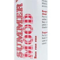 Fragancia spray rosa 400ml