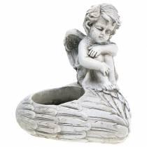 tumba de joyería Titular de la candelita ángel 10cm 2pcs