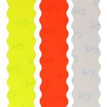 Etiquetas 26x12mm diferentes colores 3 rollos