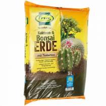 Tierra de cactus y bonsai FRUX 5L