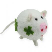 Lucky pig fieltro 7cm 3pcs