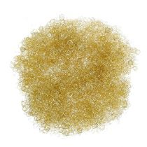 Flower Hair Tinsel Gold 200g cabello de ángel