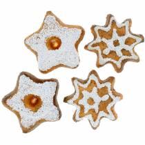 Galletas dispersas estrella 24pcs