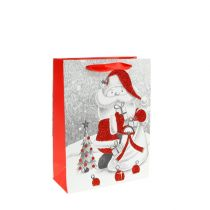 Bolsa de regalo Santa 24cm x18cm x 8cm