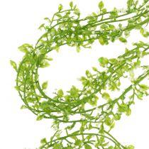 Guirnalda de plantas con bayas verdes L122cm