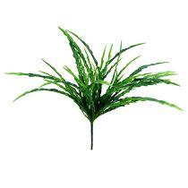 Hierba arbusto verde 48cm 3pcs