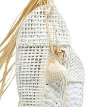Peces para colgar, marítimo, perchas de decoración con peces, decoraciones de fiesta tropical