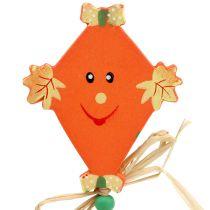 Enchufe de otoño dragon orange L31cm 4pcs