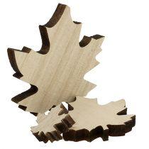 Hojas de madera, hojas de arce Mix 2,5cm - 7cm 36pcs